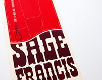 Sage Francis Show Poster