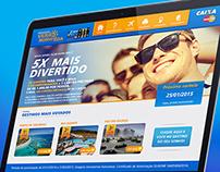 Promoção Verão Numa Boa - Caixa/MasterCard®