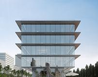 Office Building in Bonn-Germany