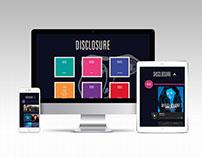 Web Design for Disclosure