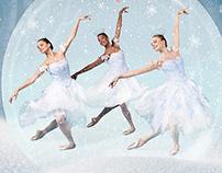 Pacific Northwest Ballet's Nutcracker Poster