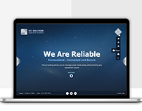 ECC Solutions website redesign