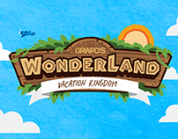 Grupo W - Wonderland Map