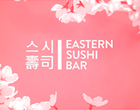 EASTERN SUSHI BAR - rebrand