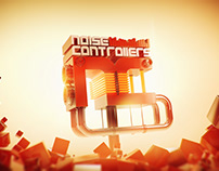 Noisecontrollers 3D Design