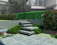 Ground Floor Roof Garden