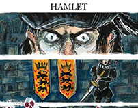 Hamlet: the Exit