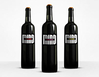 Mindfree wine, student project