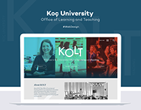 KU Office of Learning and Teaching Web Site