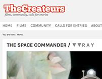 2010 - TheCreateurs website