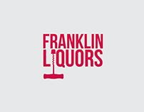 Franklin Liquors Brand Identity