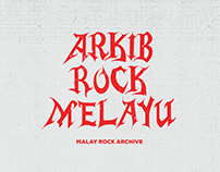 Malay Rock Archive Exhibition