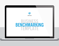Benchmarking PowerPoint Template