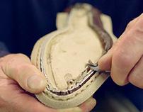 Holders - video for artisan shoemaker