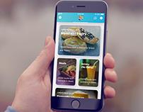 Food Sciffer - iOS Application