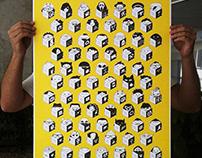 UGRA ZINE FEST - Poster