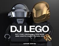 DJ LEGO | MAGDJ