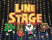 2014 'LINE STAGE' MV