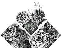 Floral Apparel Design