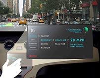 Kompass Driving App