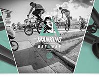 Mankind Getaway Frame