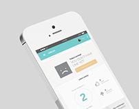 UNBLOQ app design