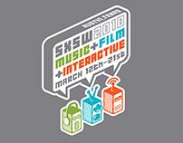 2010 SXSW Identity & Branding