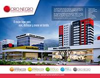 Proyecto Inmobiliario - Oro Negro Parque Residencial