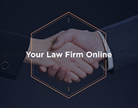 Michewicz legal - branding, stationery, website