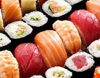Sushi - A Japanese Dish