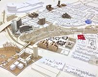 Proyecto U.I Urbano: Acupuntura Urbana (2014-1)