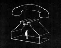 Illustrations for Italo Calvino book / part.2