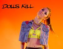 Dolls Kill Mockup Ad