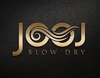 Logo Design - Jooj Blow Dry