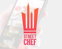 Street Chef - Your food truck locator