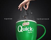 Al Agua Hirviendo- Knorr Quick Light
