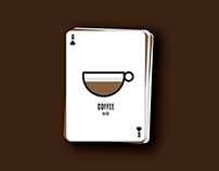 Coffee lover (poker cards)