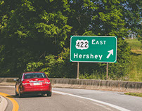 Hershey, PA - The Sweetest Place on Earth