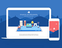 Automation of Things — Website & App