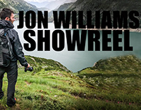 Jon Williams Video Showreel 2018