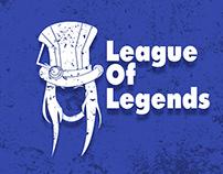 Legends Minimal Art From League of Legends