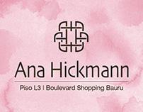 Artes Digitais - Loja Ana Hickmann