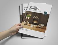 Interior Brochure / Catalogs Template