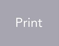 Print ad copywriting