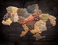 Seeds of Ukraine. The Map.