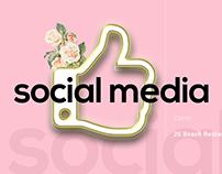 Social Media Marketing - 26 Beach Restaurant