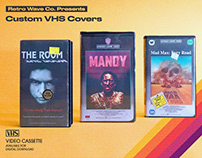 VHS Bootlegs