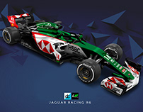 Re:Imagined - Jaguar Racing R6 Livery