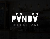 Panda Cheesecake Logo