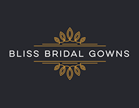 Bliss Bridal Gowns Web site
